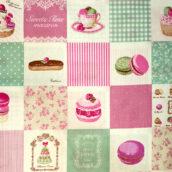 Cuke cake Macaron