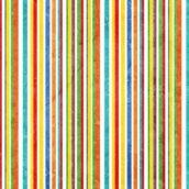 Tejido rayas colores variados