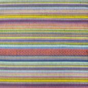 Leach Tejido Tramado Rayas Multicolor