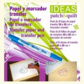 papel marcador transfer