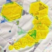 Plantillas Hexagonales
