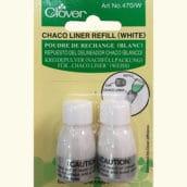 Recambio Chaco Blanco