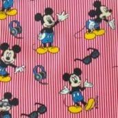 Mickey Primavera Tejido Estampado 03