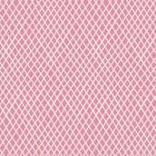 Tilda Crisscross Pink
