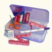 Caja Accesorios doble compartimiento