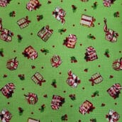 Regalos Navidad fondo Verde