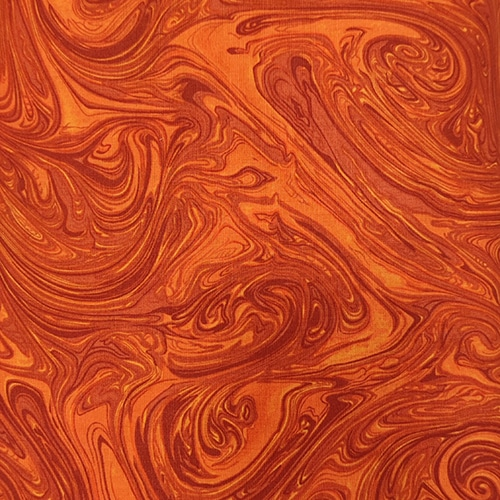 Marble and Cotton Couture (07) Naranja